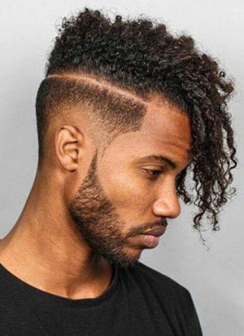 corte de cabelo afro americano 7 490x674 Corte de cabelo AFRO AMERICANO estilos super modernos