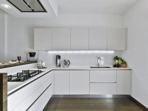 cozinha planejada branca 2 490x368 Cozinha Planejada MODERNA configurações maravilhosas