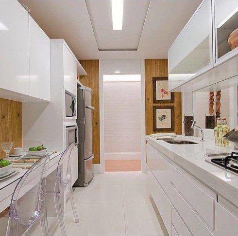 cozinha planejada branca 3 490x485 Cozinha Planejada MODERNA configurações maravilhosas