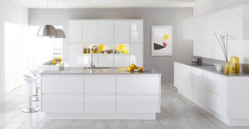 cozinha planejada branca 5 490x254 Cozinha Planejada MODERNA configurações maravilhosas