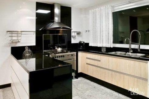 cozinha planejada com bancada 2 490x325 Cozinha Planejada MODERNA configurações maravilhosas