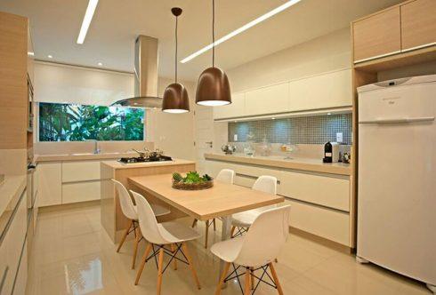cozinha planejada com ilha 2 490x332 Cozinha Planejada MODERNA configurações maravilhosas