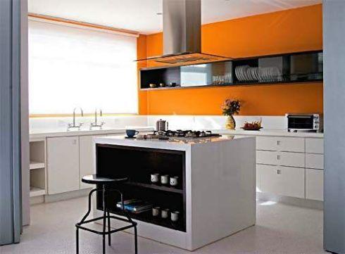 cozinha planejada com ilha 3 490x361 Cozinha Planejada MODERNA configurações maravilhosas