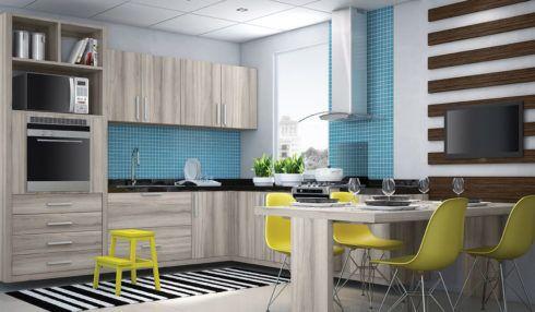 cozinha planejada em l 6 490x286 Cozinha Planejada MODERNA configurações maravilhosas