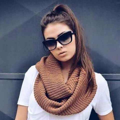 gola de trico 4 CACHECOL para Inverno ( Combinações da Moda ) Confira