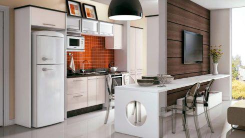 imagem 18 490x277 Cozinha Planejada MODERNA configurações maravilhosas