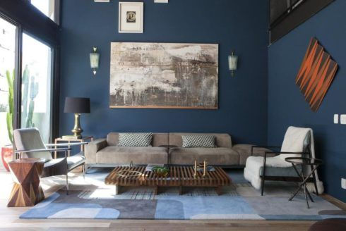 imagem 7 5 490x328 Ambientes decorados com Azul (Sala, Cozinha, banheiro, Quarto)