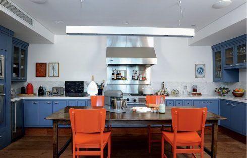 imagem 7 6 490x313 Ambientes decorados com Azul (Sala, Cozinha, banheiro, Quarto)