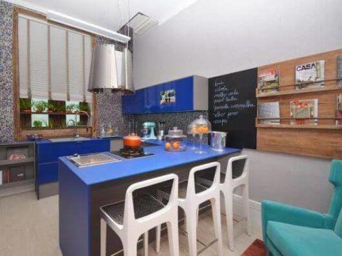 imagem 8 7 490x367 Ambientes decorados com Azul (Sala, Cozinha, banheiro, Quarto)