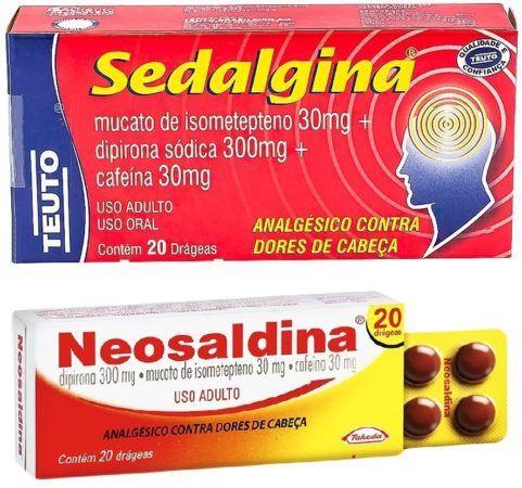Remédios para dor de CABEÇA confira indicações