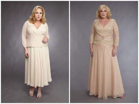 vestido mae da niova plus size gordinha 2 490x368 VESTIDOS para Mãe da noiva e do noivo para casamento