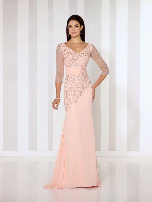 vestido mae da noiva jovem 490x653 VESTIDOS para Mãe da noiva e do noivo para casamento