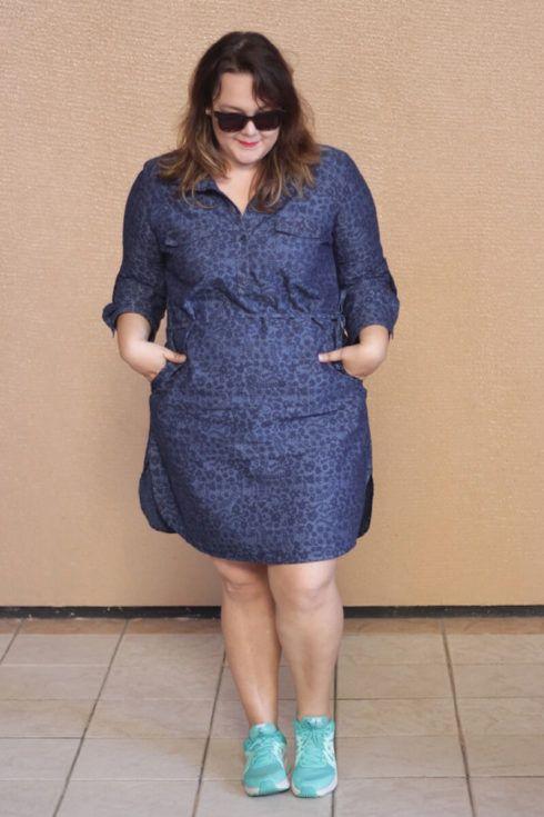 vestido plus size para sair passear 490x735 Vestidos PLUS SIZE para Festas e Baladas e dia a dia