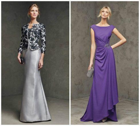vestidos para mae da noiva 6 490x441 VESTIDOS para Mãe da noiva e do noivo para casamento