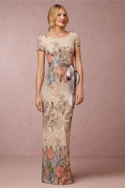 vestidos para mae da noiva 7 490x736 VESTIDOS para Mãe da noiva e do noivo para casamento