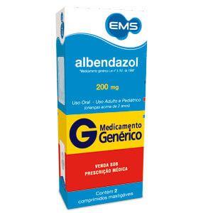 Rem%C3%A9dio Albendazol Remédio Para Vermes adulto e infantil , Tratamento