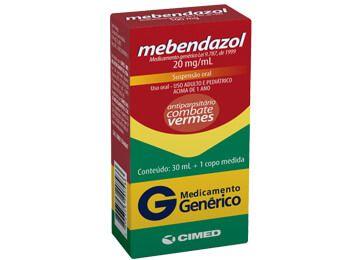 Rem%C3%A9dio Mebendazol Remédio Para Vermes adulto e infantil , Tratamento