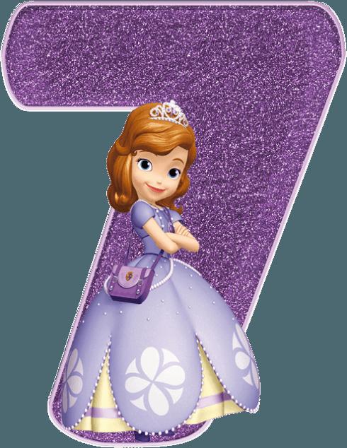 Princesa Sofia Png Para Imprimir Ou Fazer Edicoes
