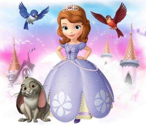 imagem 17 490x423 Princesa Sofia Png para Imprimir ou Fazer Edições