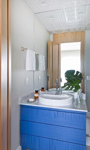 imagem 19 1 Lavabo Moderno, Simples, Pequeno, Como Decorar