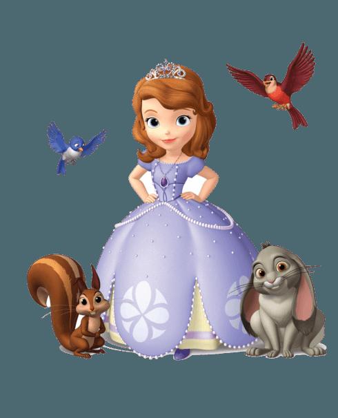 princesa sofia png 4 490x605 Princesa Sofia Png para Imprimir ou Fazer Edições