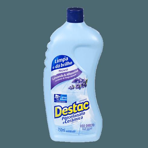 Limpa Pisos Destac 490x490 Como Desencardir Porcelanato Passo a Passo com Produto Certo