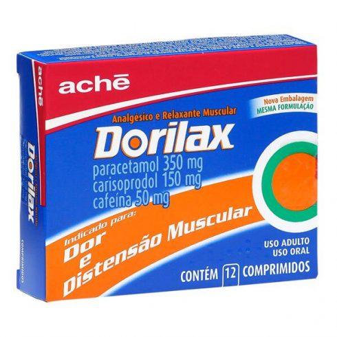 Rem%C3%A9dio Dorilax 1 490x490 Antiinflamatório para Distensão Muscular ( Tratamento )
