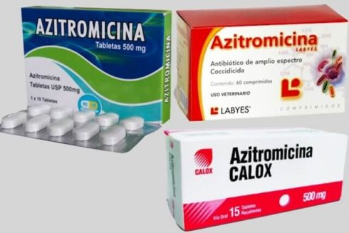 antibiotico azitromicina 490x327 Antibiótico Azitromicina Indicações de Tratamentos