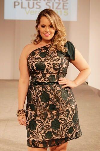 imagem 3 Vestido Plus size Curto, Modelos e Looks perfeitos