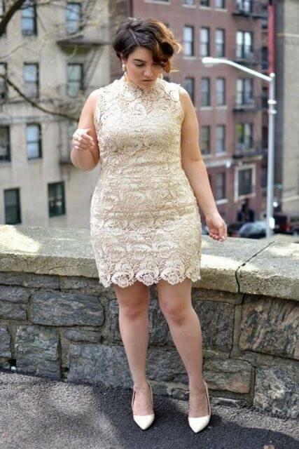 imagem 5 Vestido Plus size Curto, Modelos e Looks perfeitos