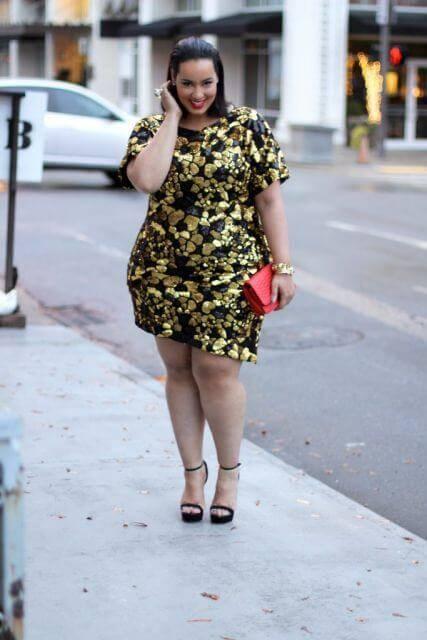 imagem 6 Vestido Plus size Curto, Modelos e Looks perfeitos
