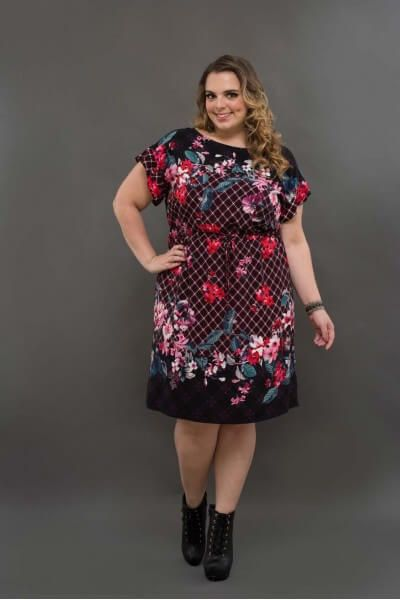 vestido plus size curto para formatura 5 Vestido Plus size Curto, Modelos e Looks perfeitos