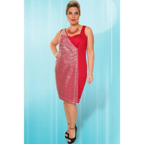 vestido plus size para madrinha 5 490x490 Vestido Plus size Curto, Modelos e Looks perfeitos