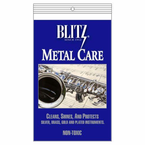 Metal Care Blitz 490x490 Como Tirar Zinabre de Metal, Limpar prata e outros Objetos
