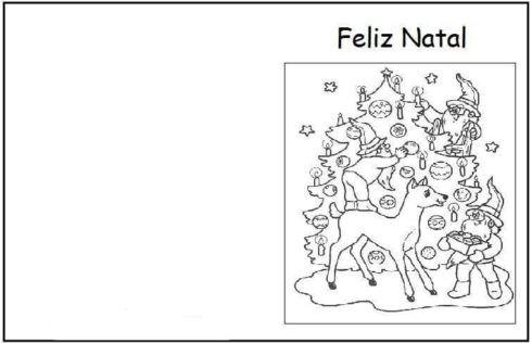 modelos de cartão de natal para editar envie wiki mulher