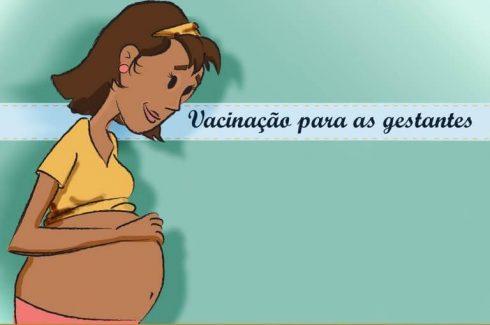 vacinacao para gestante 490x325 Vacinas para Mulheres Gestantes Recomendadas e Indispensáveis