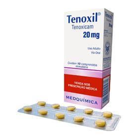 Antiinflamat%C3%B3rio Tenoxil Pomada e Antiinflamatório para Pulso Aberto, Nomes (Tratamento)