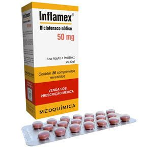 Inflamex 50 mg Remédio, Pomada para Furúnculo nas Nádegas (Tratamento)