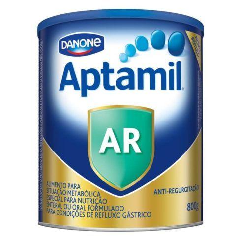 Leite Aptamil AR 490x490 Remédio e Leite para Bebê com Refluxo, Tratamento