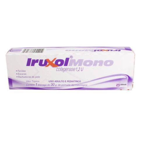 Pomada Iruxol 490x490 Antiinflamatório para Piercing no Mamilo Inflamado (tratamento)