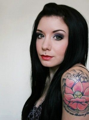 imagem 17 4 Tatuagem Flor de Lótus Feminina, Áreas a Tatuar