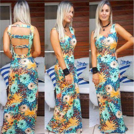 Vestido de Verão : Modelos doces e Encantadores, confira