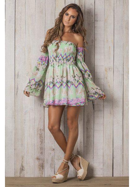 imagem 27 2 Vestidos de Verão : Modelos doces e Encantadores, confira