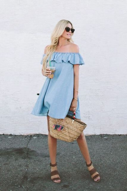 imagem 30 2 Vestidos de Verão : Modelos doces e Encantadores, confira