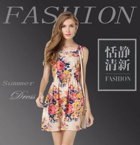 imagem 40 4 490x509 Vestidos de Verão : Modelos doces e Encantadores, confira