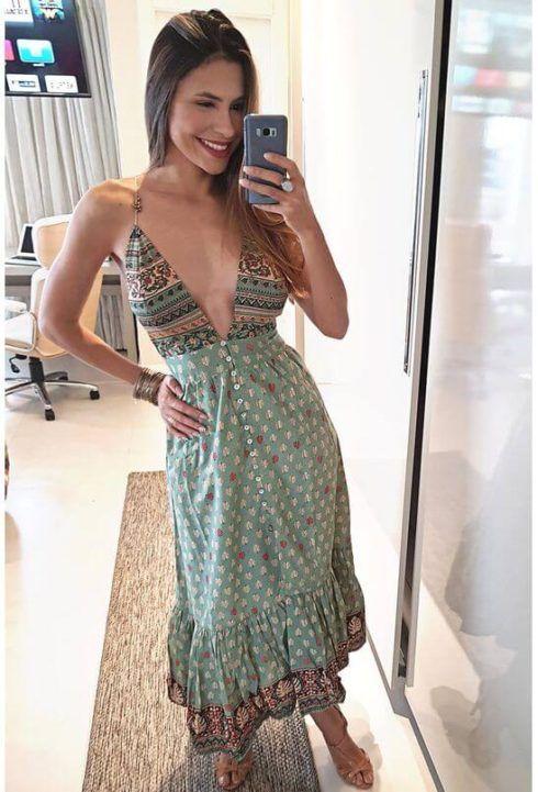 imagem 6 9 490x721 Vestidos de Verão : Modelos doces e Encantadores, confira