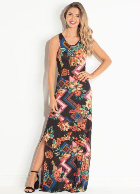 imagem 62 490x678 Vestidos de Verão : Modelos doces e Encantadores, confira