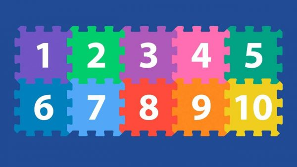 Atividades com Números de 1 a 20 para Alfabetização