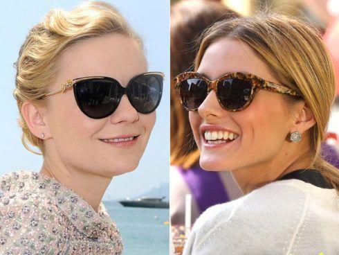 oculos feminino vintage estilo gatinho 490x368 Óculos de Sol para o Verão modelos modernos e da Moda