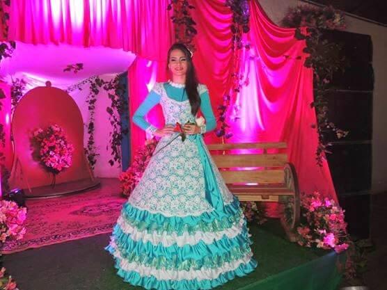Vestido de Prenda Gaúcha, Modelos, conheça